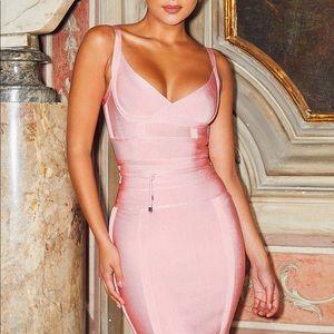 Belice Tie Front Dress
